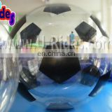 Bubble Football Style Inflatable Water Ball