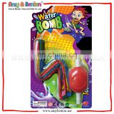 10 pcs 3 inches NEON outdoor inflatable games summer toys natural latex water bomb balloons with pump