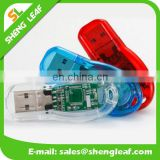 High quality cheap plastic USB flash drive