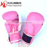 Pink boxing gloves for women, top ten style boxing gloves in synthetic leather, boxing gloves for girls