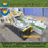 Portable Gold Dredge