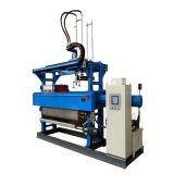 GLOBAL JINWANG 800mmx800mm fully automatic filter press with cloth washing system
