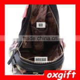 OXGIFT 2015 new camouflage shoulder bag handbag European and American fashion trend schoolbags female nylon backpack