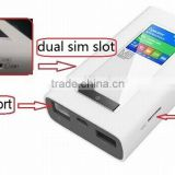 dual sim and RJ45 4g wifi router
