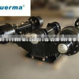 28t 32t 24t bogie suspension for truck drum brake axle