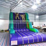 2015 Velcro wall inflatable game