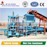 High quality Brick and Concrete Block Making Machine                                                                         Quality Choice