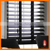 Curtain times Wooden Slats for window electric motor