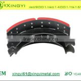 Excellent quality of 4709 ES brake shoe lined or unlined