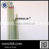 Filament wound fiberglass insulation tube instead thermocouple tube and cold shrink tube