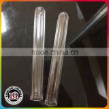 "Hard Plastic 6"" Clear Test Tube"