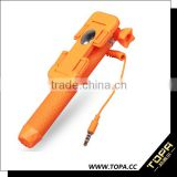 New Arrival!! China made in stock Telescopic handheld tripod pole Z07-5B self portrait stick