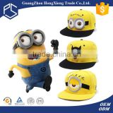 2015 new style baby girl summer cowboy hats with cartoon characters
