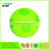 Cheap Toy green and yellow small plastic soccer ball                                                                         Quality Choice