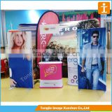 hot-sale wall-mounted LED Magic Mirror Light Box Infrared Sensor For Advertising Display