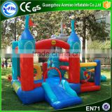 Custom bouncy castle combo bounce house inflatable slide bouncer for outdoor                                                                         Quality Choice                                                                     Supplier's Choice