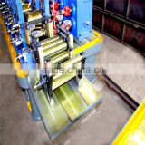 Carbon steel pipe production line for making round pipe/square pipe/oval pipe from diameter 10 to 127mm