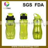 Colorful single wall promotion top quality bpa free Tritan plastic sport drinking water bottles