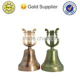 china professional christmas bell maker/hot sale brass bell/antique metal bell