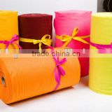 200gsm soft various non woven fabric for garment
