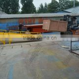 5T-12T Bearing capacity mobile loading yard ramp for sale container bridge