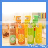 HOGIFT Korean fruit vacuum cup drinking glass cover cup