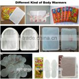Foot Pad Warmers Forming Machine/Heating Pad Making Machine/Body Warmers Filling Packaging Machine Price
