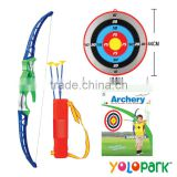 Hot selling funny archery toys set/ arrow&bow toys/crossbow set 1905