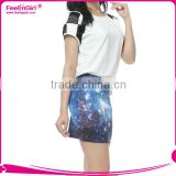 Fast Delivery Fancy DHL OEM Galaxy Micro Mini Sport Skirt