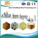 Standard export wooden case packing Artificial rice line