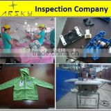 Baby Stroller Pre-Shipment Inspection Services in Tianjin / Baby Products Quality Control and Inspection