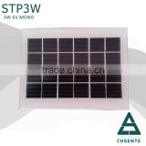 CE approved 3w monocrystalline solar energy low price mini solar panel                                                                         Quality Choice