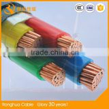 Copper or CCA Conductor Material and Low Voltage Type australian standard 4*185mm2 armored power cable