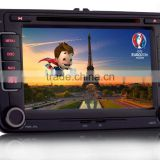 "7"" Car DVD/GPS Player professional Car gps For VW GOLF 5 6 PASSAT CC TIGUAN Sharan Multivan T5 EOS Caddy Jetta SEAT"