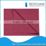 100% Bamboo Fiber shirt fabric antistatic pieces of red