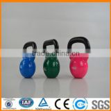 2kg 4kg 6kg 8kg 10kg 12kg 16kg 20kg vinyl dipped high quality wholesale kettlebell, weights