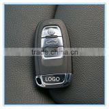 Audi Car Key Shell Auto Smart Key Case Replacement Key Cover
