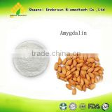 Mygdalin extract powder amygdalin laetrile/Bitter Apricot Seed Extract Amygdalin 98%