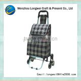 foldable trolley shopping cart bag/shopping bag with wheels/shopping bag machine                                                                         Quality Choice