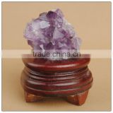 bulk wholesale reiki healing Amethyst crystal geode gemstone decoration