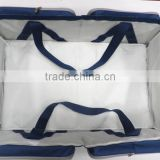 foldable diaper baby bed bag