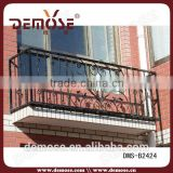 charismatic wrought iron balcony railing fencing