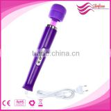 Cheap New Sex Toy For Women 15 Speed Magic Wand Massager Wand hot blue sexy photos