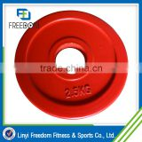 Alibaba China Gym Use Olympic Rubber Bumper Plates
