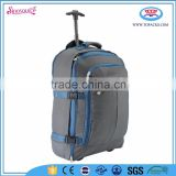 hot sale brand name travel world trolley sport bag                                                                                                         Supplier's Choice