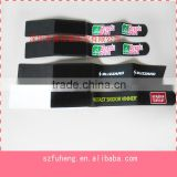 EVA Rubber Snow Ski and Pole Carrier Ski Straps with magic tape