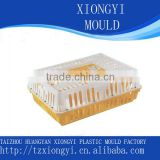 Plastic hen coop mould