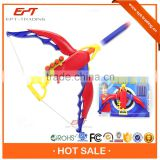 Wholesale kids funny toy dart bow and arrow for sale