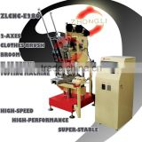 clothes/broom flat brush making machine tufting machine cnc 2-axes high-speed high-performance super stable