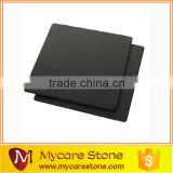 natural black slate plate and board natural split surface